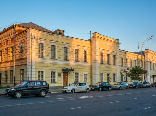 Mariinsky orphanage