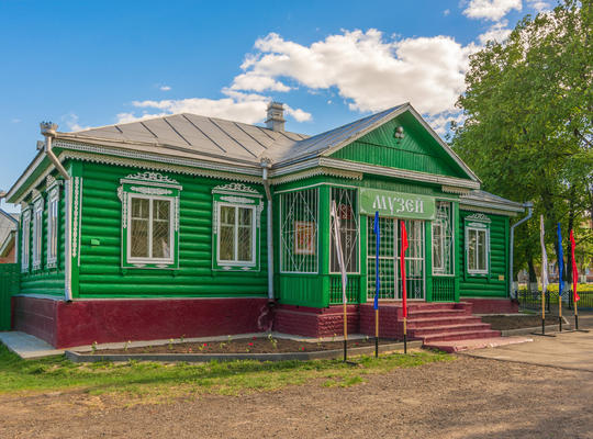 Sosnovka regional museum of local history